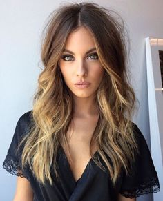 11 Hottest Brown Hair with Caramel Highlights - Hairstyles, Hair Cuts & Colors in 2017