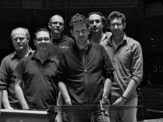 #Emperor At the recording session for the Emperor score (L to R) Graham Kennedy sound engineer, Alex Heffes composer, Nigel Scott music editor, Me, Chris Plummer editor, Phil Klein orchestrator