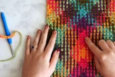 This Skittles Crochet Blanket Pattern is an absolute stunner. It's also FREE! You won't be able to whip one up for yourself. Grab the details now.