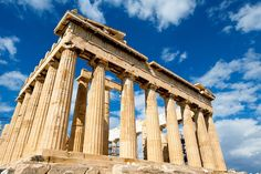 Book the Hellenic Affluence Vacation Package to Athens, Crete, Mykonos & Santorini. Or view more tailor made packages to Greece from Hellenic Holidays Mykonos, Santorini Tours, Santorini Vacation, Greece Vacation, Monte Rushmore, Les Balkans, Paros, Greek Culture, Voyage Europe