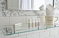 Steal This Look: Soho Grand Bathroom in New York : Remodelista