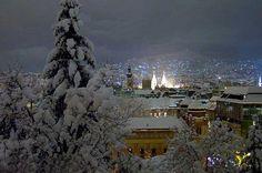 A little bit of heaven on Earth - Sarajevo - Bosnia and Herzegovina Courtesy of facebook page: https://www.facebook.com/SarajevoZaSvuRajuICijeliSvijet?ref=stream