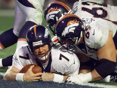 Super Bowl XXXIII  Broncos  John Elway claims second title Denver Broncos  Football 82decbf5e