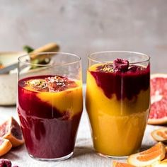 Beat the winter cold with this super delicious Immune Boosting Winter Citrus Smoothie! Fruit Smoothies, Healthy Smoothies, Detox Smoothies, Healthy Drinks, Healthy Recipes, Delicious Recipes, Fast Recipes, Stay Healthy, Ramen Recipes
