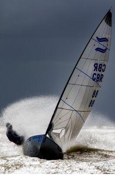 Sailing is fun