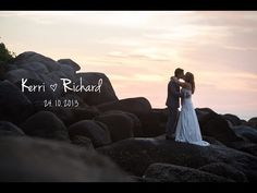 Kerri + Richard l Wedding in Phuket, Thailand (Highlight)