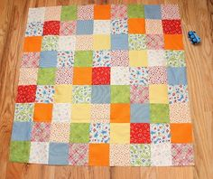 piecing it together quilts   Diary of a Quilter - a quilt blog: Piecing a Quilt 101 and adding a ...