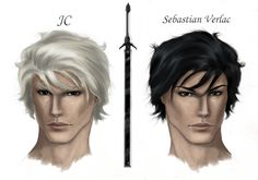 JC Sebastian Verlac by ~leywan on deviantART /// OhMyDemonBoy!!!!