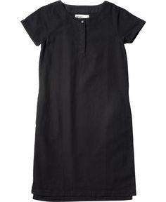MARGARET HOWELL - MHL CAP SLEEVE DRESS - DRESSES - WOMEN