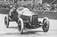 1913 French GP-Sunbeam-Jean Chassagne was one of the Bentley Boys also and finished 3rd in Amiens behind the two Peugeot EX3 *