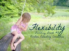 » Flexibility: Building Block #8 for Positive Parenting Positive Parenting Connection