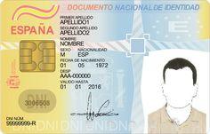 DNI - NIF - Documento Nacional de identidad