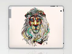 Leo  Laptop & iPad Skin by Felicia Atanasiu - $25.00