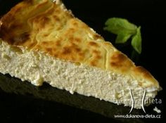Tvarohový koláč Dukanova dieta