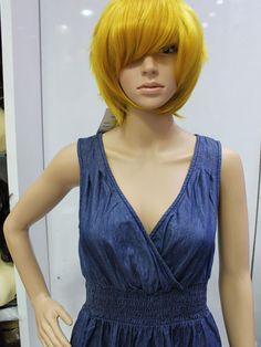 buy a cosplay wig to wear daily. who said that you can not wear a cosplay wig in your daily life?