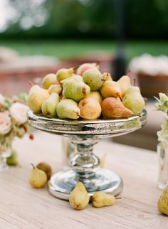 Napa Wedding at Beaulieu Garden by Lisa Lefkowitz Fruit Centerpieces, Wedding Centerpieces, Whimsical Wedding, Floral Wedding, Wedding Flowers, Planners, Photography Journal, Food Photography, Once Wed