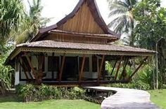 filipino architecture - Bing Images Filipino House, Filipino Architecture, Philippine Houses, Bamboo House, Church Building, Gazebo, Outdoor Structures, Cabin, Vacation