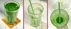 28 napos zöldturmix program   2. heti receptek és bevásárlólista - MissGreen Healthy Drinks, Guacamole, Smoothies, Food And Drink, Bottle, Ethnic Recipes, Desserts, Amazon, Women