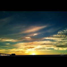 Daybreak. Beautiful!