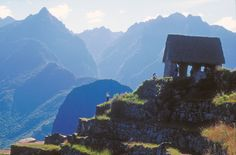 It's time for an adventure! Machu Picchu