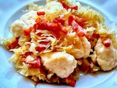 Potato Salad, Cauliflower, Macaroni And Cheese, Potatoes, Vegetables, Ethnic Recipes, Fit, Mac And Cheese, Shape