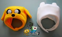 I need these #AdventureTime hats!