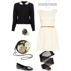 """Show your shimmer: Season Fusion"" by verabradley on Polyvore"