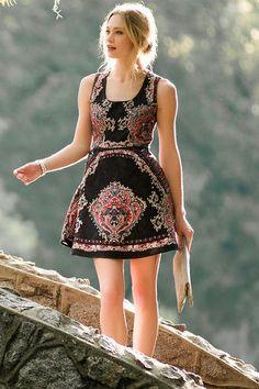 Maylee Paisley Dress - Google Search