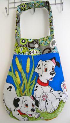 Disney 101 Dalmatians Shoulder Bag.