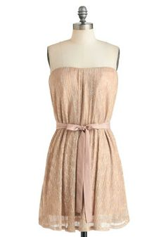 Love this...favorite purchase of the night...Honey Side of Life Dress, #ModCloth