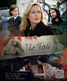 Gillian Anderson in The Fall | BBC
