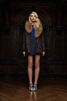 Veronica Beard fall/winter 2014 collection - New York fashion week