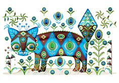 Klaus Haapaniemi 'Putte the Cat' Charity work 2011 (?)