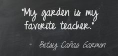 The best place to learn is in the garden, with dirt under our fingernails and warm sun shining above! http://emfl.us/5JKd