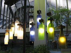 Bottle Lights by Brothers Dressler