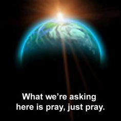 Pray Just Pray