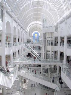 Kingston upon Thames, England - Bentalls Center    I loved shopping here when I lived in Kingston!