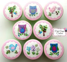 HAYLEY knobs Made to Match bedding woodland by Pinksugarcouture