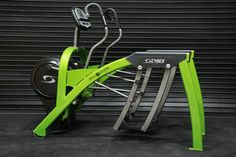 Arc Fitness trainer in Green by GymStore