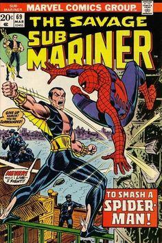 Sub-Mariner (Volume) - Comic Vine