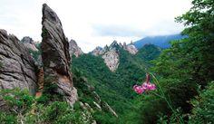#Seoraksan National Park, Korea