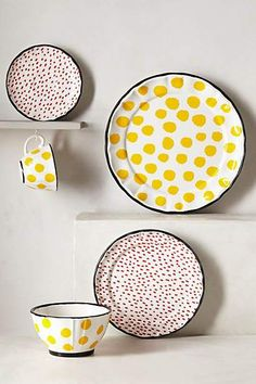 Anthropologie Tableware
