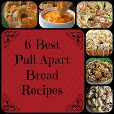 6 Best Pull Apart Bread Recipes