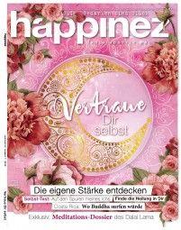 """Happinez 7/2015 """"Vertraue dir selbst"""""""