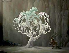 earth girl from fantasia 2000 - Google Search