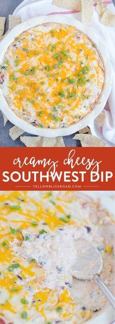 Creamy Cheesy Southw
