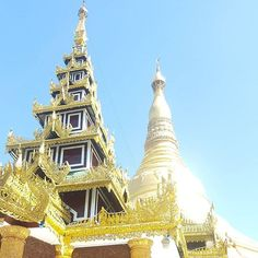 What a busy day I've had in Yangon. It certainly is a very interesting city, full of history. It was also incredibly hot. We went to Shwedagon pagoda and downtown. It's interesting seeing the colonial buildings. #yangon #myanmar #burma #travel #travelling (scheduled via http://www.tailwindapp.com?utm_source=pinterest&utm_medium=twpin)