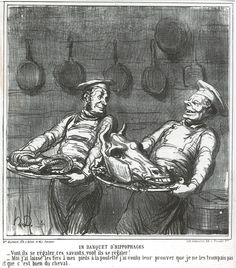 Quelle horreur! Honoré Daumier's scandalous French cartoons