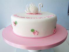 Swan Cake | Flickr - Photo Sharing!
