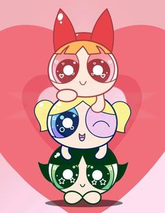 las chicas super poderosas, the powerpuff girls Cartoon Wallpaper Iphone, Girl Wallpaper, Powerpuff Girls Wallpaper, The Powerpuff Girls, Desenhos Cartoon Network, Super Nana, Ppg And Rrb, Cute Characters, Cartoon Drawings